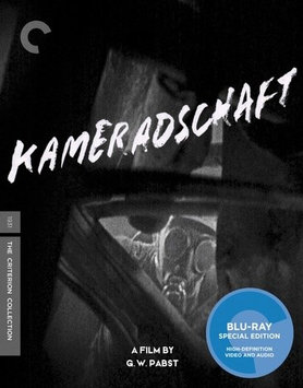 Criterion Collections Kameradschaft Blu-ray (Black & White; Widescreen)