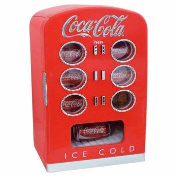 Koolatron KBC22 Coca Cola 12 Can Retro Vending Fridge