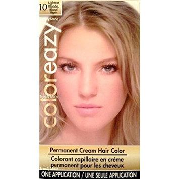 Color Eazy Permanent Cream Hair Color - Lightest Blonde