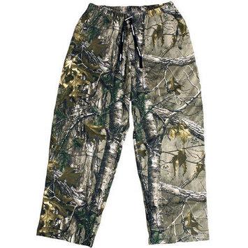 Realtree Men's Camo Fleece Sweatpants, Realtree Xtra