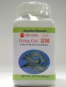 Dang Gui 100 gms by Min Tong