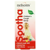 Nelsons Baby Sootha Natural Children's Cough Syrup - 150 Ml