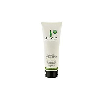 Sukin Revitalising Facial Scrub (125ml) (Pack of 4)