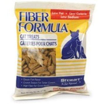 Stewart Fiber Formula Cat Treats 2.1-Ounce
