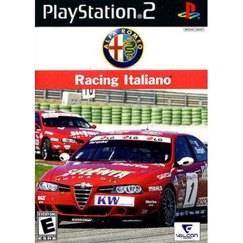 Valcon Games 853333001035 Alfa Romeo Racing Italiano - PlayStation 2