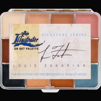 PPI Skin Illustrator On Set Signature Series Louie Zakarian Makeup Palette