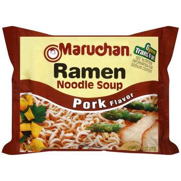 Maruchan, Pork Ramen Noodles Soup, 3 Oz, 24 Ct