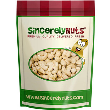Sincerely Nuts Organic Whole Raw Cashews, 5 Lb