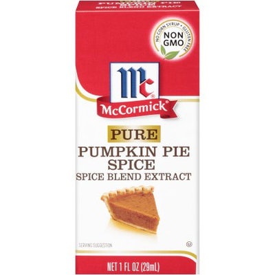 McCormick Pumpkin Pie Spice Blend, Pure, 1 OZ (Pack of 2)