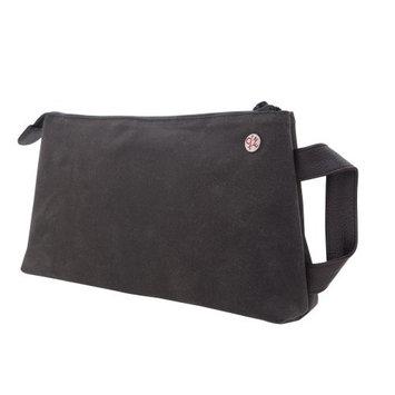 Token Bags Pennsylvania Waxed Travel Kit, Dark Brown, One Size