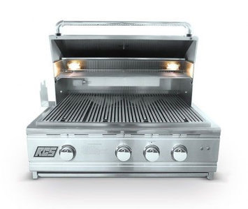 Rcs Gas Grills Pro Series Stainless Steel 30 Cutlass Grill with Blue LED - LP