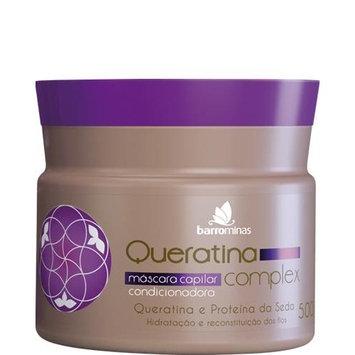 Barrominas Brazilian Keratin Repairing Mask for Quimical Treated Hair 500ml 500ml