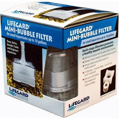 Lifegard Aquatics Mini-Bubble Filter