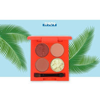 Polarizing Colors Glitter Eyeshadow Palette Shimmer Cosmetics Long Lasting Waterproof Highly Pigmented Professional Palette
