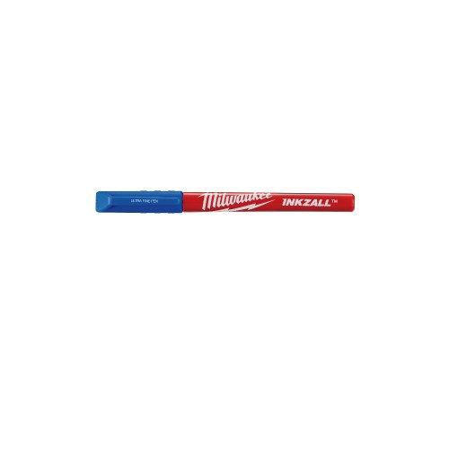 Milwaukee 48-22-3162 12 Pack INKZALL Blue Ultra Fine Point Pens