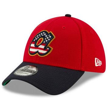 Era Stretch Fit 39THIRTY Atlanta Braves 4th of July Cap