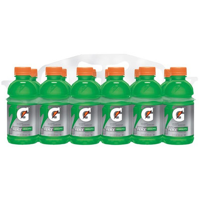 Gatorade Sports Drink, Green Apple, 12 Fl Oz (Pack of 24)