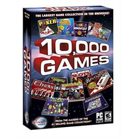 VIVA MEDIA LLC 319 10 000 GAMES WIN 2000 XP VISTA