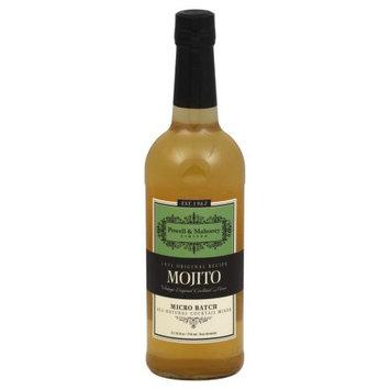 Powell And Mahoney Powell & Mahoney Mojito Vintage Original Cocktail Mixer - 750 ml