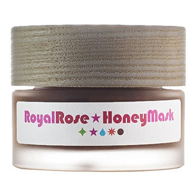 Living Libations - Organic/Wildcrafted Royal Rose Honey Mask