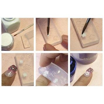 BMC 10pc or 30pc Mix Design DIY 3D Silicone Nail Art Acrylic Cabochon Mold Set