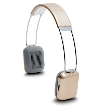 Syba Rendezvous Champagne Gold Bluetooth 3.0 Wireless On-ear Headphones