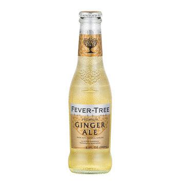 Fever-Tree Premium Ginger Ale 200ml, 24 Pack