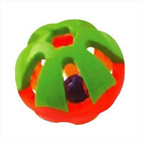 A & E Cage HB41101 Round Rattle Foot Bird Toy - Extra Large