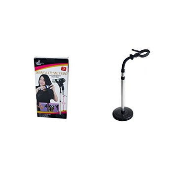 Pure Acoustics Hands-Free Hair Drying and Styling Stand