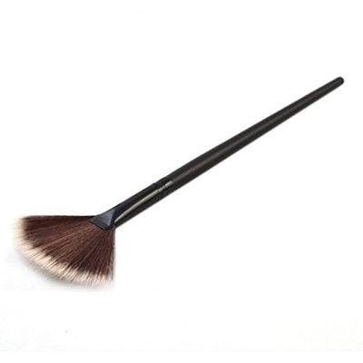 1 Piece Slim Fan Shape Makeup Brushes Set Powder Concealer Blending Make Up Tool Professional Natural Beauty Palette Eyeshadow Smart Popular Eyes...