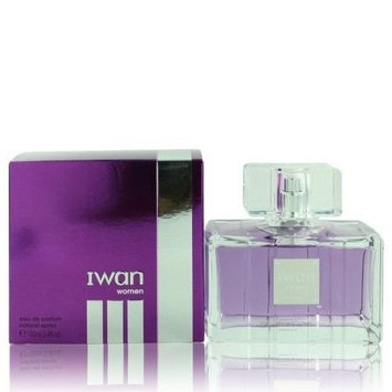 Iwan FOR WOMEN by Glenn Perri - 3.4 oz EDP Spray