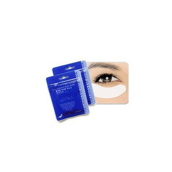 Purederm Anti aging collagen eye mask, disposable sheet type, 15 treatments