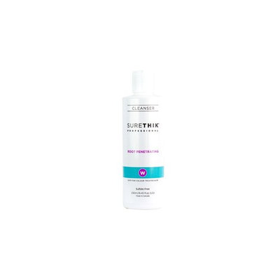 SureThik Root Penetrating Cleanser, Prevent hair loss & Promote Hair Regrowth, Hair Thickening Shampoo for Women, 250ml