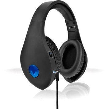Velodyne - Vquiet Over-the-ear Headphones - Matte Black