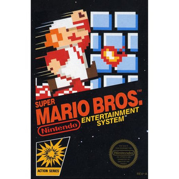 Nintendo Super Mario Bros Wii U (Email Delivery)