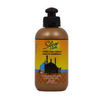 Laboratorios Rivas S.r.l. Silicon Mix Moroccan Argan Oil Leave-In 8-ounce Conditioner