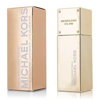 Fossil Michael Kors Rose Radiant Gold Eau De Parfum Spray 50ml/1.7oz