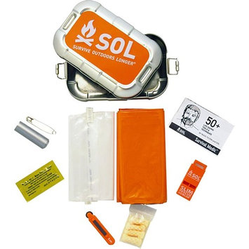 S.O.L. Survive Outdoors Longer Traverse Survival Kit