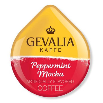 Kraft Gevalia Peppermint Mocha, T-Discs for Tassimo Hot Beverage System (8 Count) (1x23oz)
