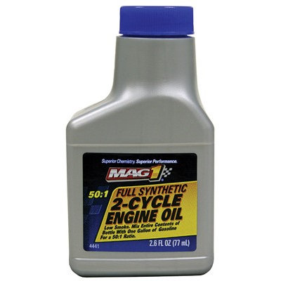 Warren Distribution MG035126-DISC Mag1 2.6OZ 2Cyc Synthetic Oil - Quantity 24 (Pack of 12)