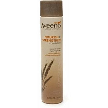 AVEENO Active Naturals Nourish+Strengthen Conditioner 10.50 oz (Pack of 10)