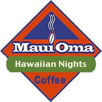 Hawaiian Maui Oma Coffee 3 Bags 1 Lb. Each Bean Nights