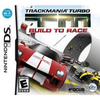 City Interactive TrackMania Turbo: Build to Race (Nintendo DS)