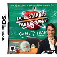 Are You Smarter Than a 5th Grader: Game Time Nintendo DS Game THQ