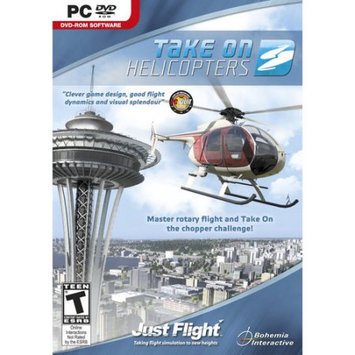 Just Flight Take On Helicopters - Simulation Game - PC