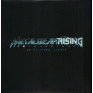 Alliance Entertainment Llc Metal Gear Rising: Revengeance [original. [lp] - Vinyl - Original Soundtrack