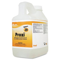 Rochester Midland Snap! Proxi Multisurface Cleaner, 0.5 Gallon, Pack Of 4