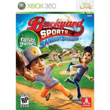 Atari Backyard Sports - Sandlot Sluggers Xbox360 New