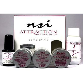 NSI Attraction Sampler Acrylic Kit