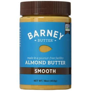 Barney Butter Almond Butter, Smooth, 16 Ounce (Pack of 3)